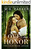 Love And Honor: A Time Travel Romance (The Lightwood Affair Book 3)