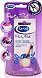 Scholl - Party Feet, Retro Tallone, Fascia in Gel Trasparente -   1 Paio
