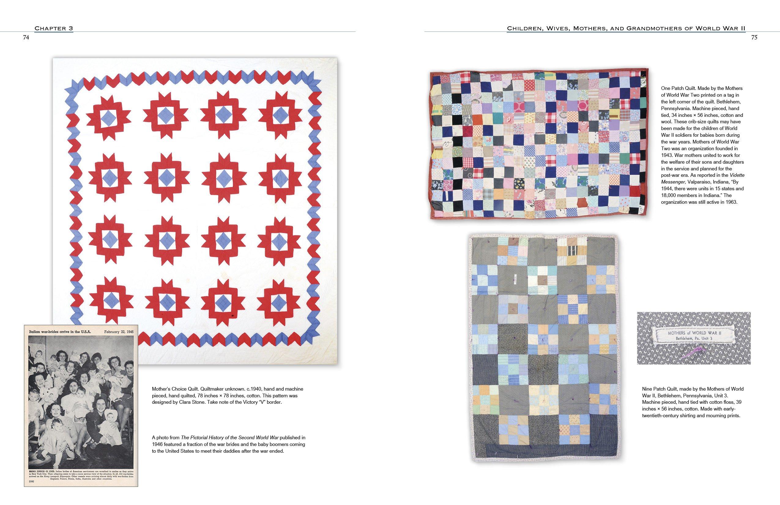 World War II Quilts by Schiffer (Image #6)