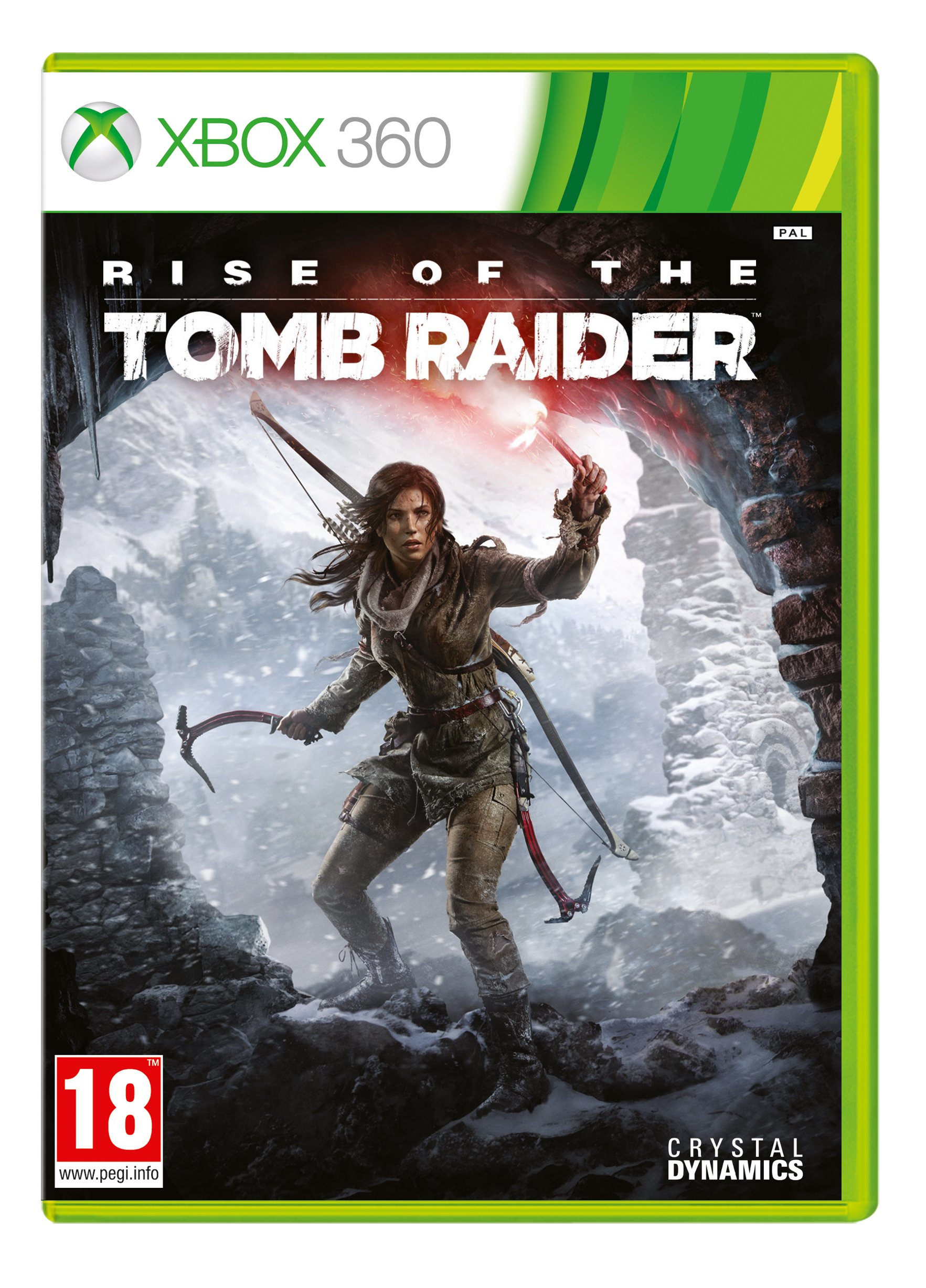 Rise of the Tomb Raider (Xbox 360) product image