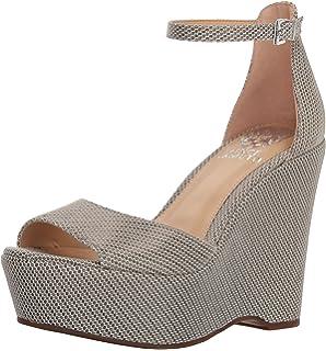 fa49fefe21f9 Vince Camuto Women s Tatchen Wedge Sandal