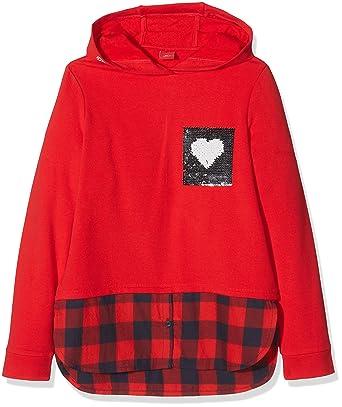 s.Oliver s.Oliver Mädchen Sweatshirt Sweatshirts  Amazon.de  Bekleidung a05562cc94