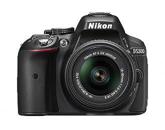 Nikon デジタル一眼レフカメラ D5300