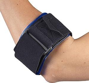 OTC Tennis Elbow Strap, Thrapeutic Gel Pad Insert