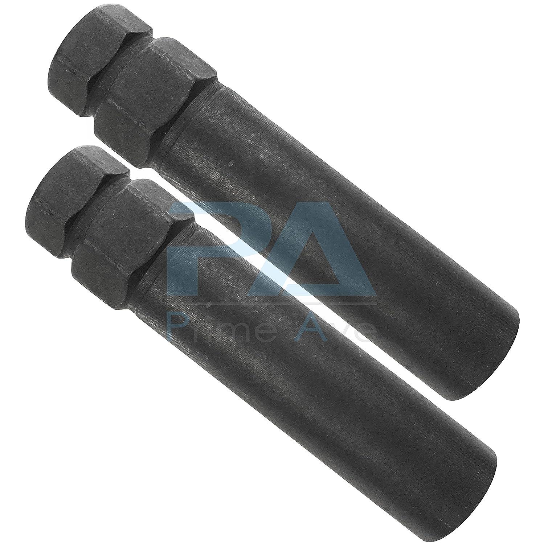 2 Black 6 Point Standard Tuner Spline Drive Key Tools Sonik 4333086083