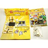 RARE Lego Series 10 MR. GOLD Minifigure Limited to 5,000 Worldwide!