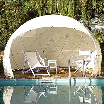 Garden-igloo Sonnenschutz-bezug Für Pavillon / Gewächshaus ... Garten Pavillon Als Uberdachung Iglu Folie Bilder