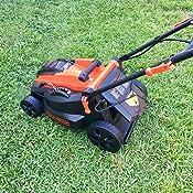 Amazon Com Black Decker Cm1640 40v Max Cordless Lawn