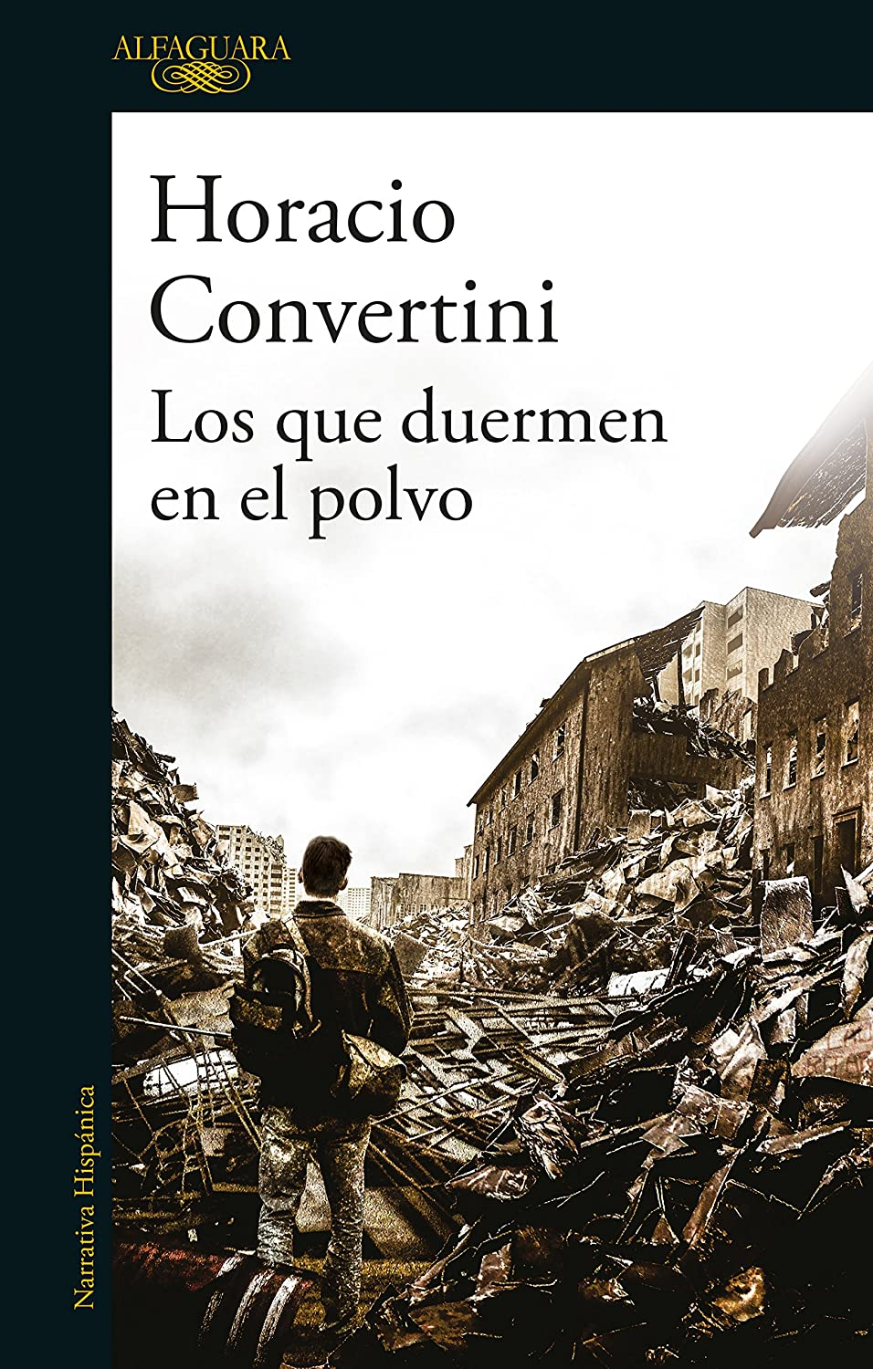 Los que duermen en el polvo eBook: Convertini, Horacio: Amazon.es ...