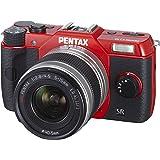 PENTAX デジタルミラーレス一眼 Q10 ズームレンズキット [標準ズーム 02 STANDARD ZOOM] レッド Q10 LENSKIT RED 12197