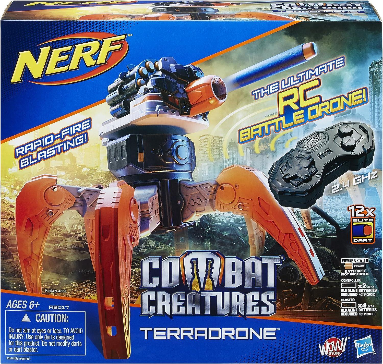 Hasbro Nerf Combat Creatures Terradrone