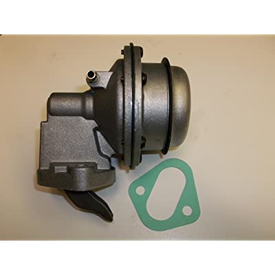 B. Marine Mechanical Fuel Pump for 5.0, 5.7, 305, 350 Mercruiser and OMC: Sports & Outdoors