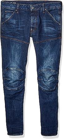 G-STAR RAW 5620 Elwood 3D Slim Jeans para Hombre