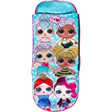LOL Suprise Junior Ready Bed, Polyester, Pink