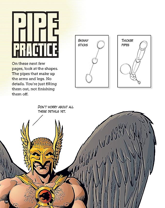 Amazon.com: Klutz dibujar DC Universe: Aprender a dibujar ...