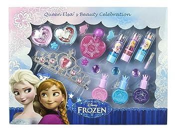 Frozen – Princess Elsa Makeup Blockbuster (MARKWINS International 9529512)