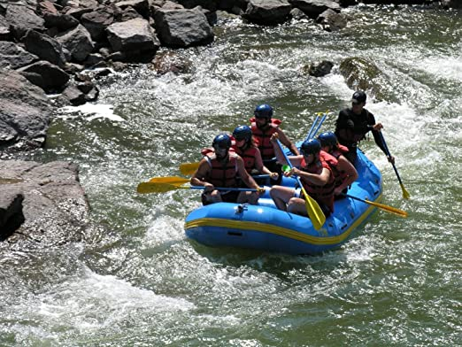Got Rapids Sticker Decal raft rafting river white 2