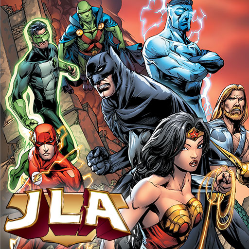 JLA (1997-2006) (Collections) (11 Book Series) ()