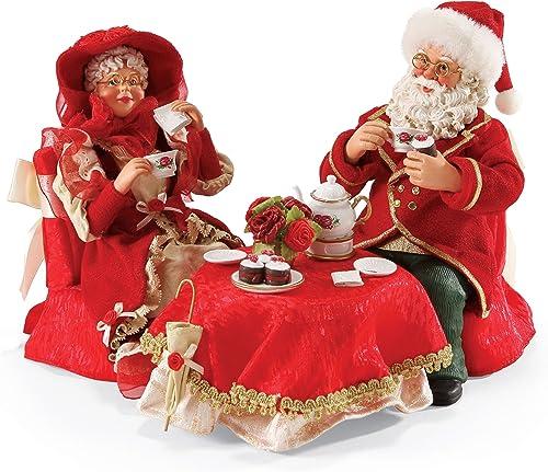 Department 56 Possible Dreams Christmas Santa s Sweethearts Figurine