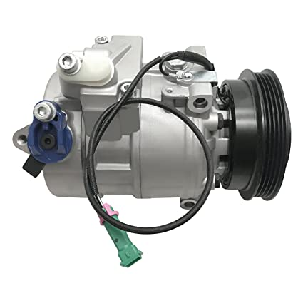 Amazon.com: RYC Remanufactured AC Compressor and A/C Clutch IG326: Automotive