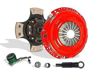 Kit de embrague y esclavo etapa 3 contorno para Ford Cougar Mystique L: Amazon.es: Coche y moto