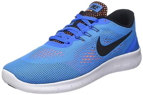 newest cbde2 97c80 Nike Free Run, Scarpe da Corsa Bambino: Amazon.it: Scarpe e borse