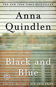 Black and Blue: A Novel (Random House Reader's Circle)