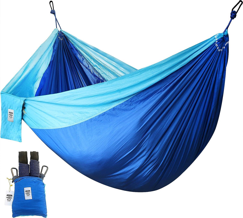 Hamac de camping 2 personnes