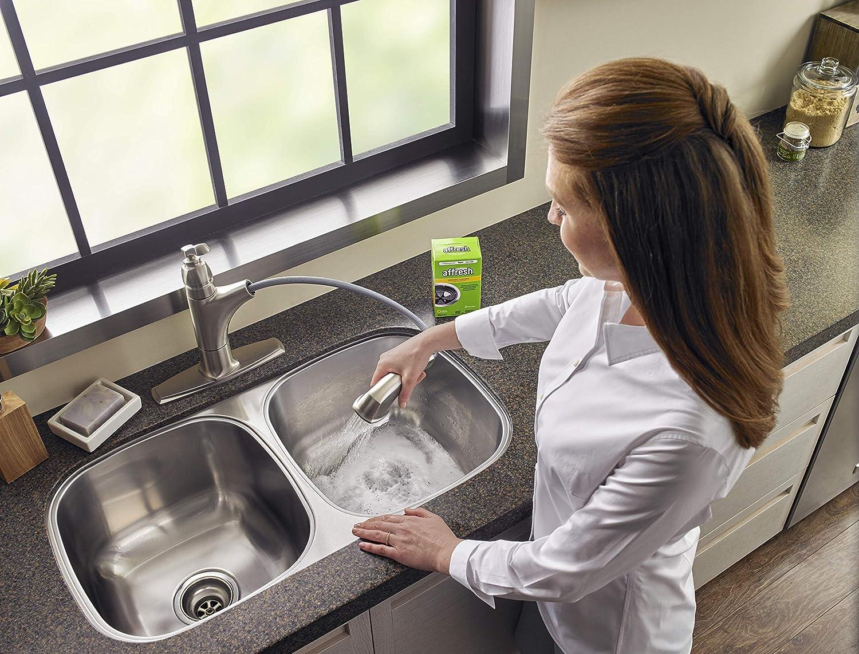 Affresh W10509526 Disposal Cleaner, 3 Piece