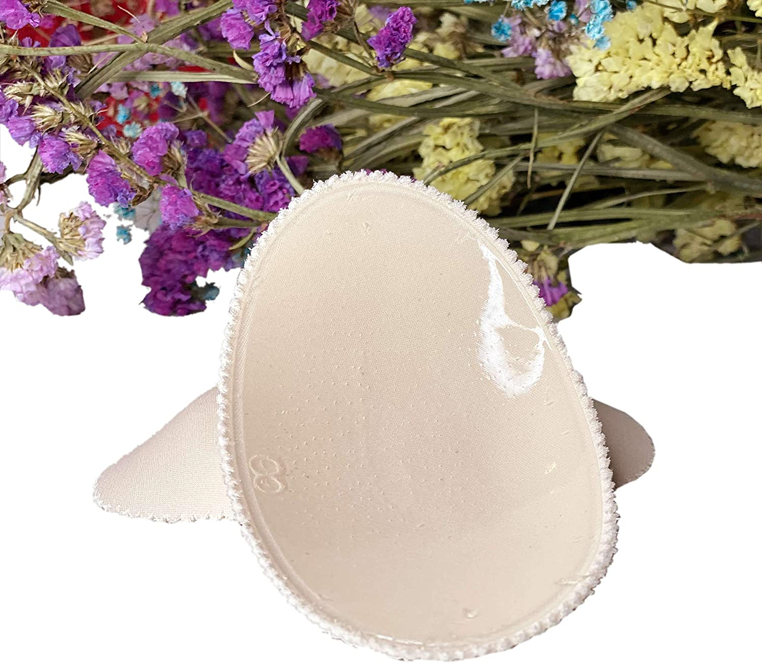 Narrow shoulders700 BIMEI Self-Adhesive Reusable Silicone Shoulder pad Suitable for Slippery Shoulders