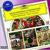 "Rimsky-Korsakov: Scheherazade / Tchaikovsky: Capriccio; Overture ""1812"""