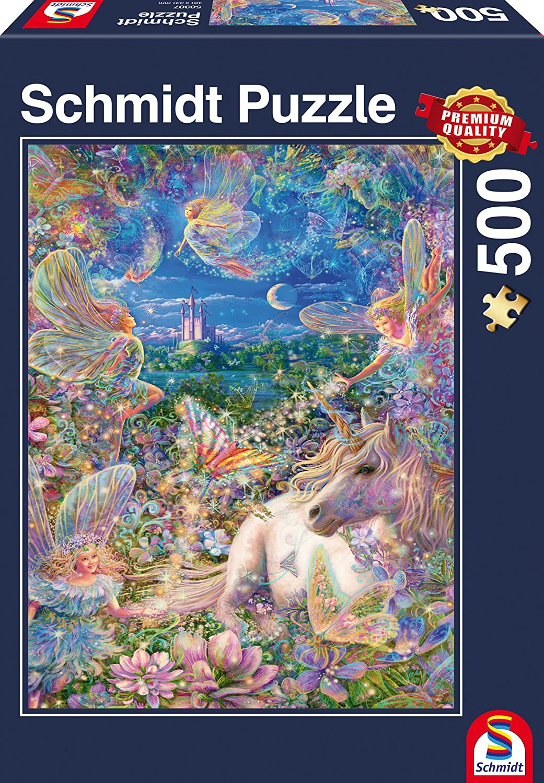 Schmidt Spiele Elf Dream Puzzle C /& J Direct GmbH /& Co KG 58307 500 Piece