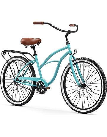 sixthreezero Around the Block Women s Cruiser Bike (24-Inch   26-Inch) c9d969919
