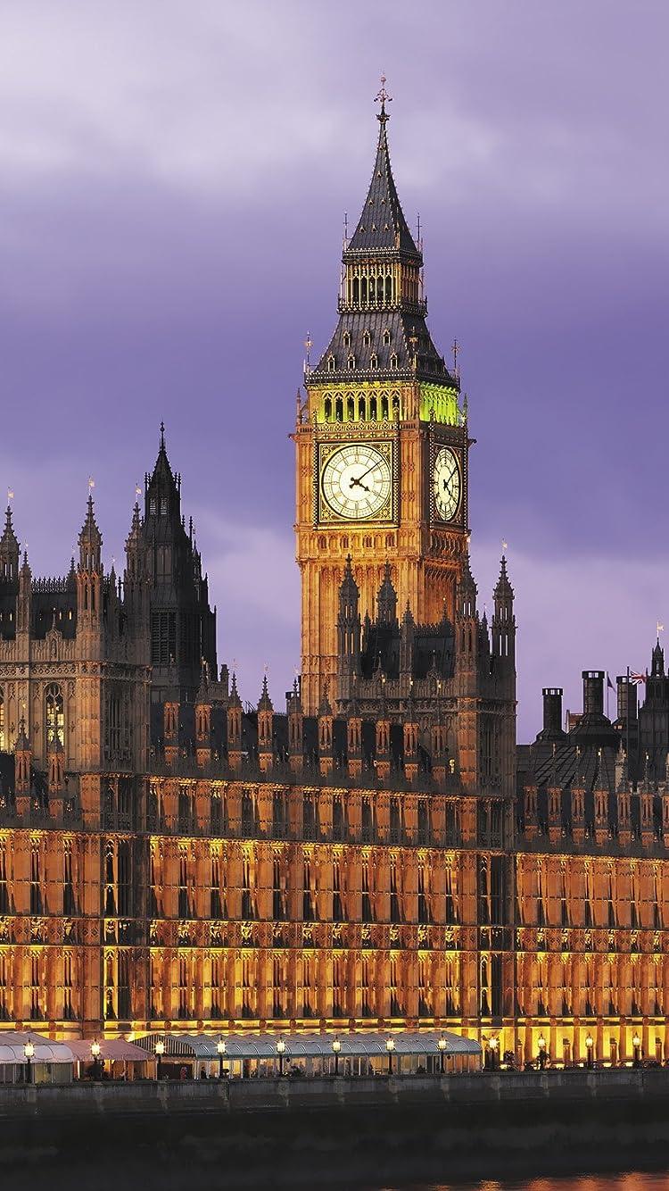 世界遺産 ビッグベン イギリス ロンドン Iphone8 7 6s 6 750 1334