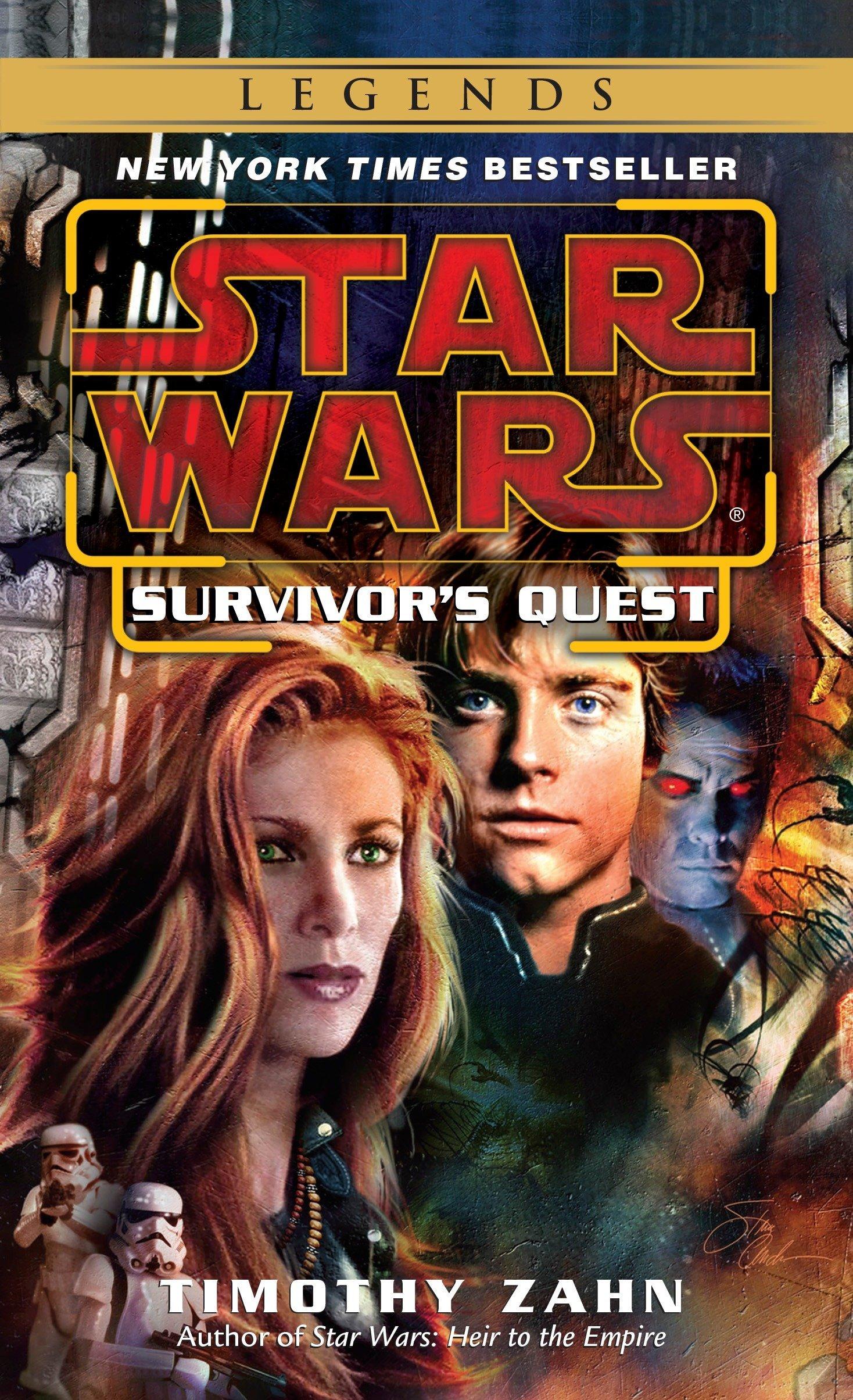 Download Survivor's Quest (Star Wars) PDF