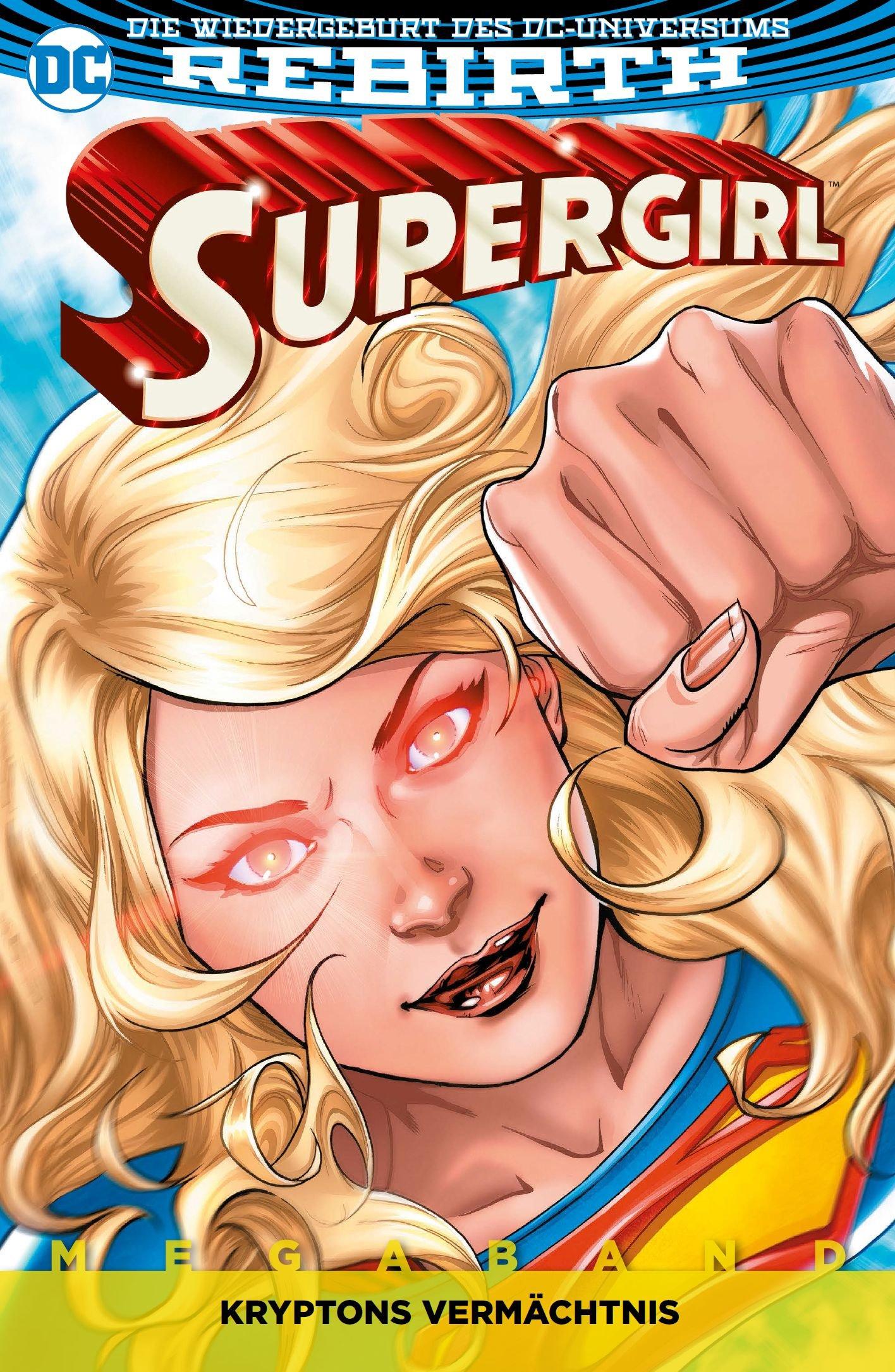 Supergirl Megaband: Bd. 1: Kryptons Vermächtnis