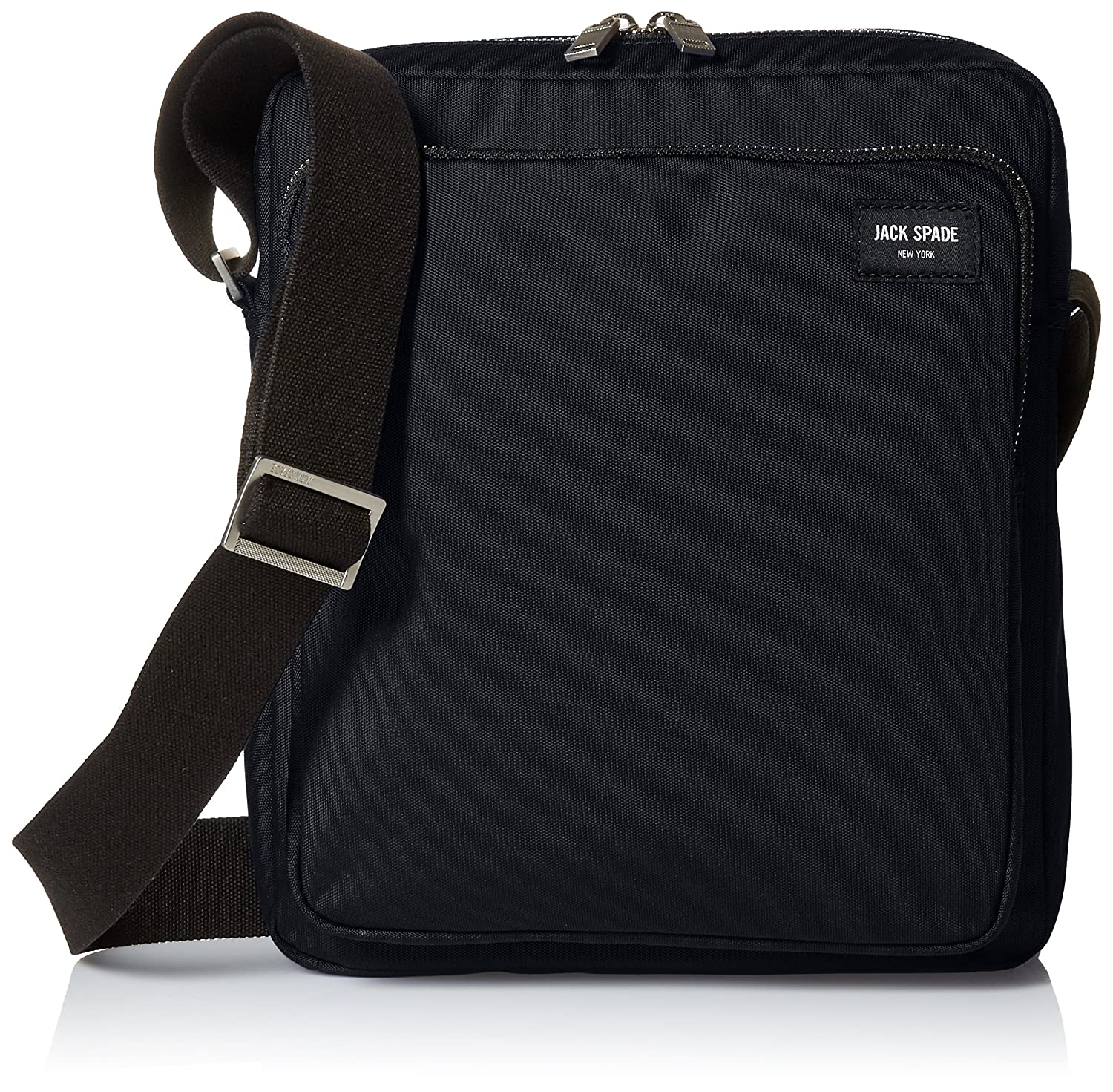 f9f5adb5cd23 Amazon.com: Jack Spade Men's Commuter Nylon Cargo Messenger, Carbon ...