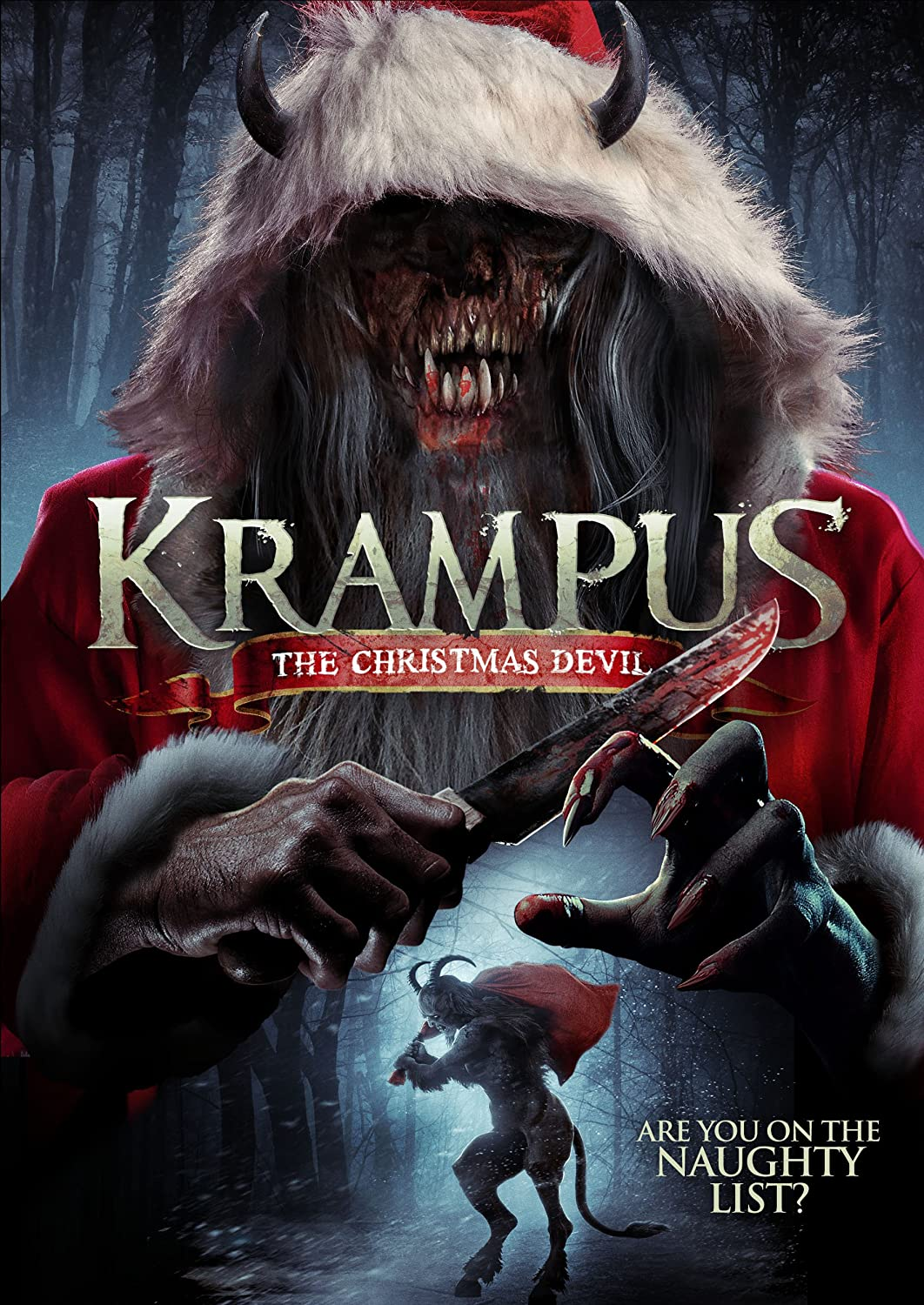 a christmas horror story rating