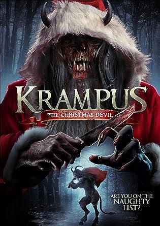 Christmas Horror Story Krampus.Amazon Com Krampus The Christmas Devil Jay Dobyns Paul