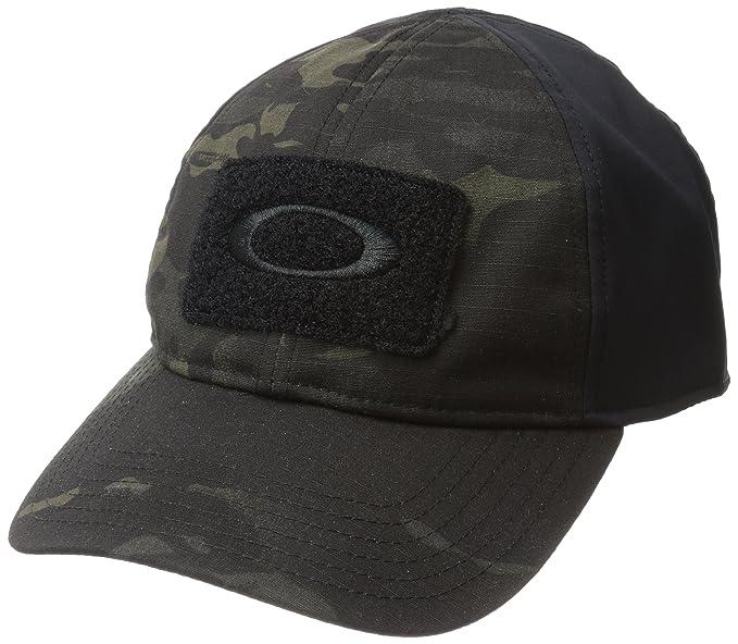 Oakley Men s SI Cotton MC Flexfit Hats at Amazon Men s Clothing store  1db2a9b7793a