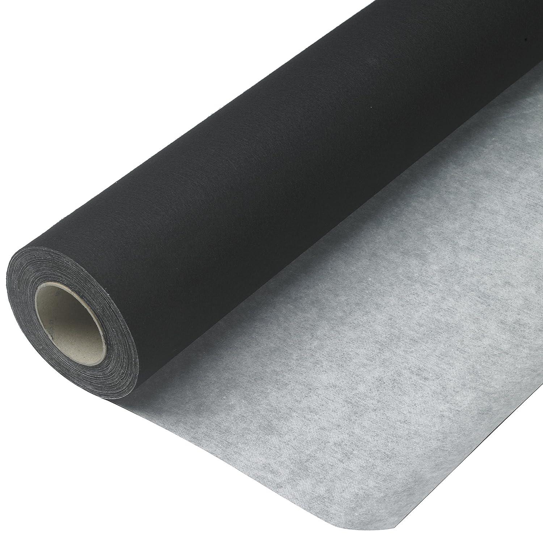 TILE RITE WFM464 Waterproof Floor Matting 5m Roll with Anti Crack, Black