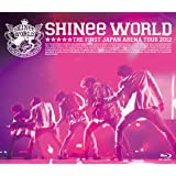 "SHINee THE FIRST JAPAN ARENA TOUR ""SHINee WORLD 2012"" (通常盤) [Blu-ray]"