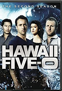 Amazon com: Hawaii Five-0: Season 1: Alex O'Loughlin, Scott