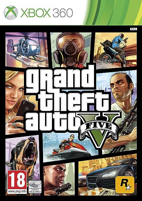 8 opinioni per Grand Theft Auto V- Xbox 360- [Edizione: Regno Unito]