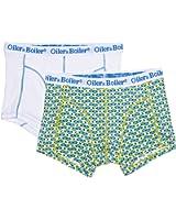 Oiler& Boiler Nantucket 2PK Without Fly Men's Boxers
