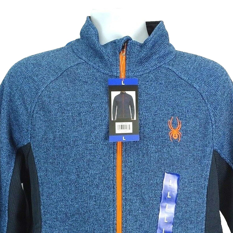 Spyder Mens Constant Full Zip Sweater Color Options