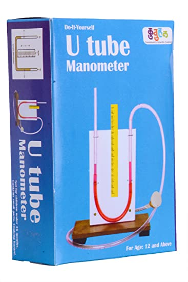 Buy u tube manometer do it yourself science project kit online u tube manometer do it yourself science project kit solutioingenieria Image collections
