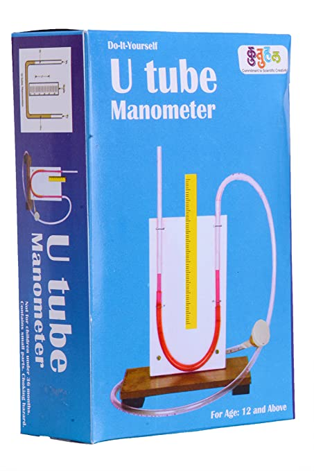 Buy u tube manometer do it yourself science project kit online u tube manometer do it yourself science project kit solutioingenieria