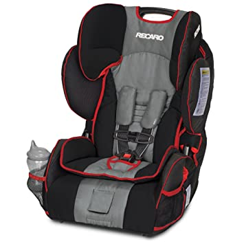Recaro Performance Sport Combination Harness To Booster Vibe