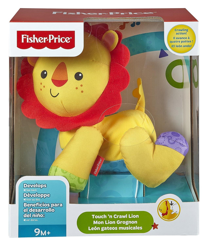 Fisher-Price-DGM69 Disney León Gateo Musical, Multicolor (Mattel ...